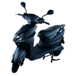 Eagle Elektroroller schwarz